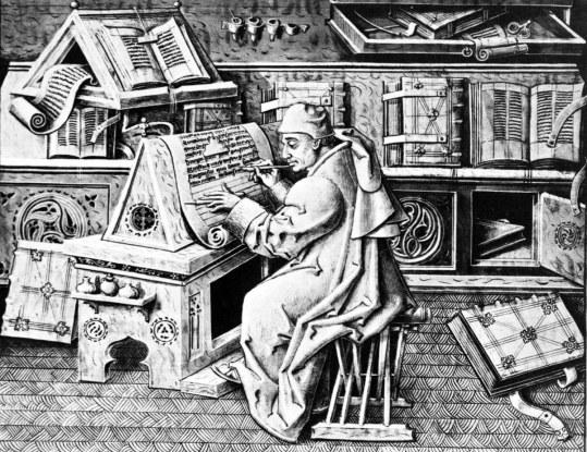 medieval_scribe_book