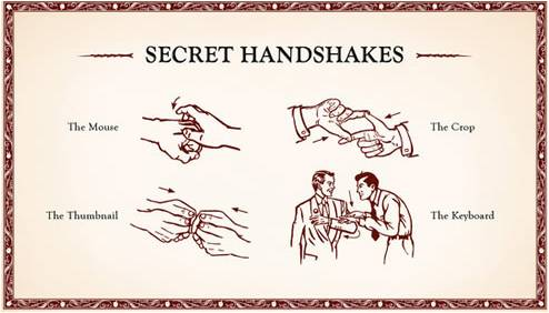 Secret-Handshakes